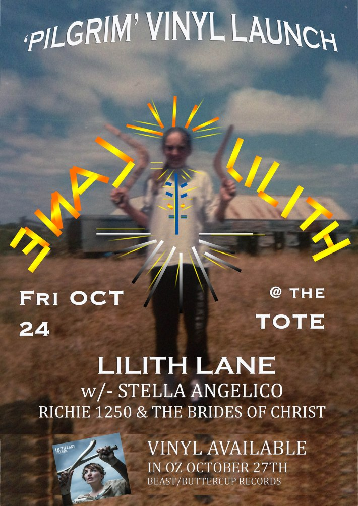 Lilith Lane Boomerang Tote Poster